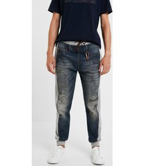 bolimania hybrid jeans - blue - 38