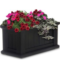 "cape cod 24"" x 11"" patio planter"