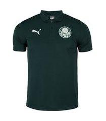 camisa polo do palmeiras goal 2020 puma - masculina