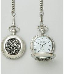 mullingar pewter kells pocket watch