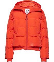 skjelde jacket gevoerd jack oranje kari traa