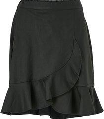 volangkjol emmy coated skirt