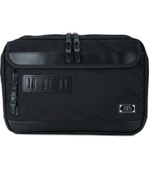 as2ov ballistic nylon document case - black