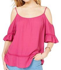 blouse cold shoulder