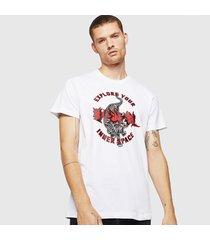 camiseta para hombre t-diego-b15 diesel