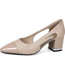 zapato mujer beige didem eda manzini