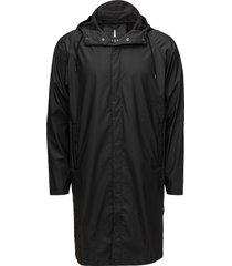 coat regnkläder svart rains