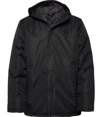 hmlbirk coat outerwear sport jackets zwart hummel