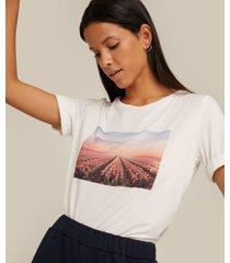 camiseta cuello redondo manga corta sublimación y foil-l