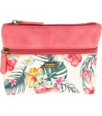 estuche tropical multicolor humana