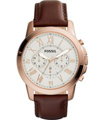 reloj fossil hombre fs4991ie