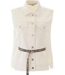 stella mccartney belted vest
