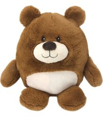 animal adventure wild for style 2-in-1 transformable character cape plush pal - bear