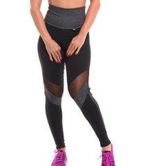 calça legging com proteção solar blend - sandy