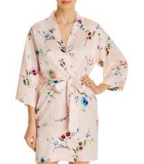 flora nikrooz collection women's penelope wrap robe