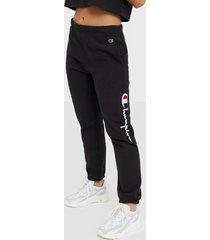 champion reverse weave elastic cuff pants byxor