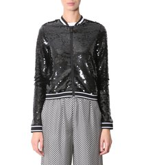 michael michael kors jacket with sequins