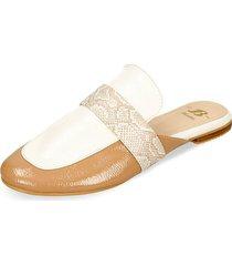 zapatos casuales blanco bata zuli r mujer