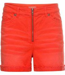 shorts a vita alta (arancione) - rainbow