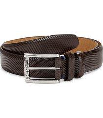martin i leather belt