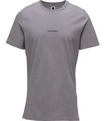 ethan print tee 3234 t-shirts short-sleeved lila nn07