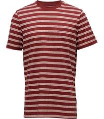 badan tee 3374 t-shirts short-sleeved röd nn07