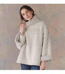 snowed in pullover