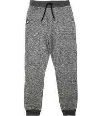 pantalon brooklyn gris melange like it