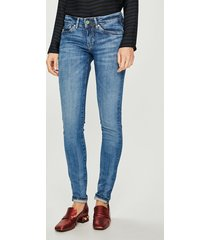 pepe jeans - jeansy pixie x wiser wash