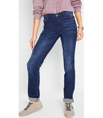 cargo jeans, straight