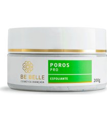 esfoliante poros be belle 200ml