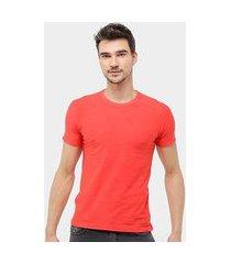 camiseta malwee básica masculina