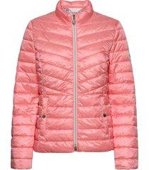 outdoor jacket no wo fodrad jacka rosa gerry weber edition
