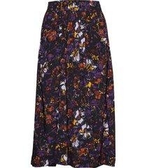 kavitaiw skirt lång kjol multi/mönstrad inwear