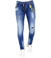 exclusieve slim fit jeans
