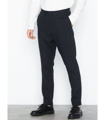 hope kris suit trouser byxor dark blue