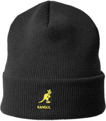 kangol men's ribbed beanie