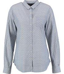 tommy hilfiger soepele regular fit blouse