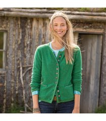 purl cardigan sweater