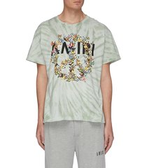 'peace butterfly' graphic print t-shirt