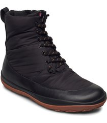 peu pista gm shoes boots winter boots svart camper