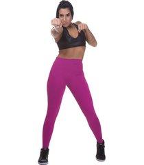calça legging miss blessed suplex rosa