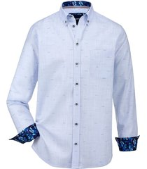 skjorta babista ljusblå