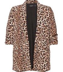slshirley printed blazer blazers casual blazers brun soaked in luxury
