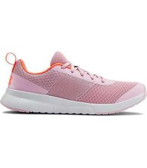 zapatillas training under armour aura mujer rosa