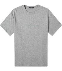 reflective logo face t-shirt