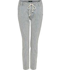 opus boyfriend jeans letty denim stripe