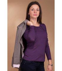 bluzka yasmine 3028 jeżyna