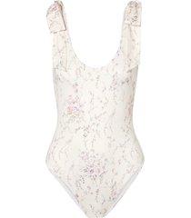 loveshackfancy one-piece swimsuits