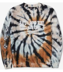 volcom x outer banks have a good time men's sweatshirt